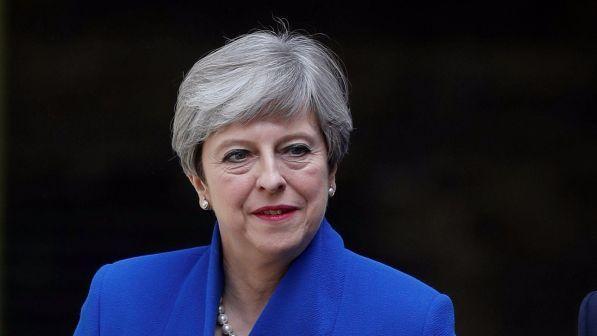 Brexit, May: nessun cittadino Ue dovrà lasciare la Gran Bretagna