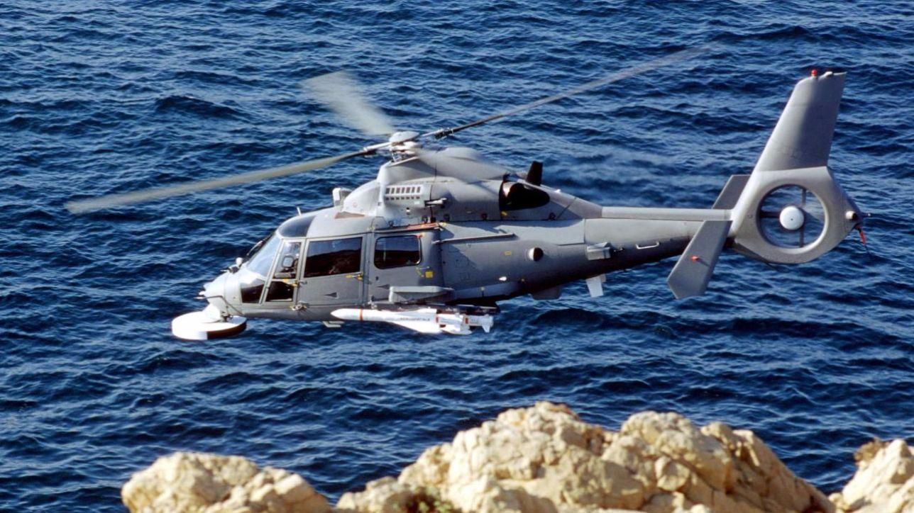 Elicottero Mediaset : Bulgaria elicottero militare precipita in mare un morto