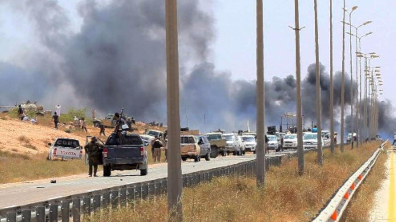 Libia, alleati di Sarraj conquistano altro quartiere Isis a Sirte