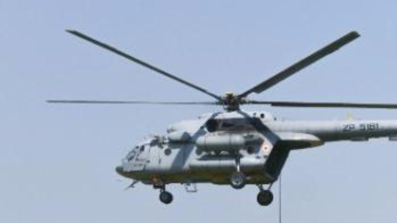 Elicottero 007 : Bulgaria precipita elicottero militare: due morti tgcom24