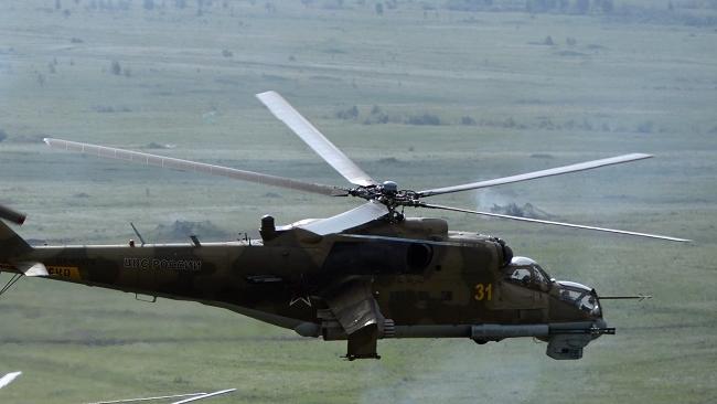 Elicottero Mediaset : Russia cade elicottero dispersi tgcom