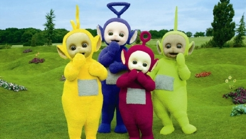 puntate teletubbies da