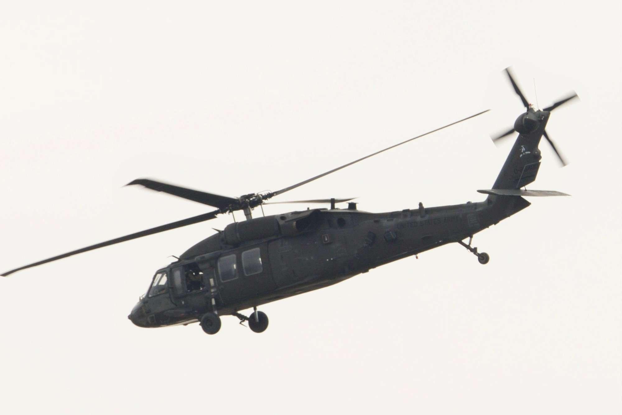 Elicottero 007 : Iraq precipitato un elicottero delle forze usa: morti sette militari