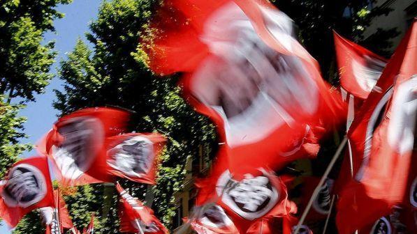 Livorno, Casapound: esponente pestato, rischia di perdere un occhio