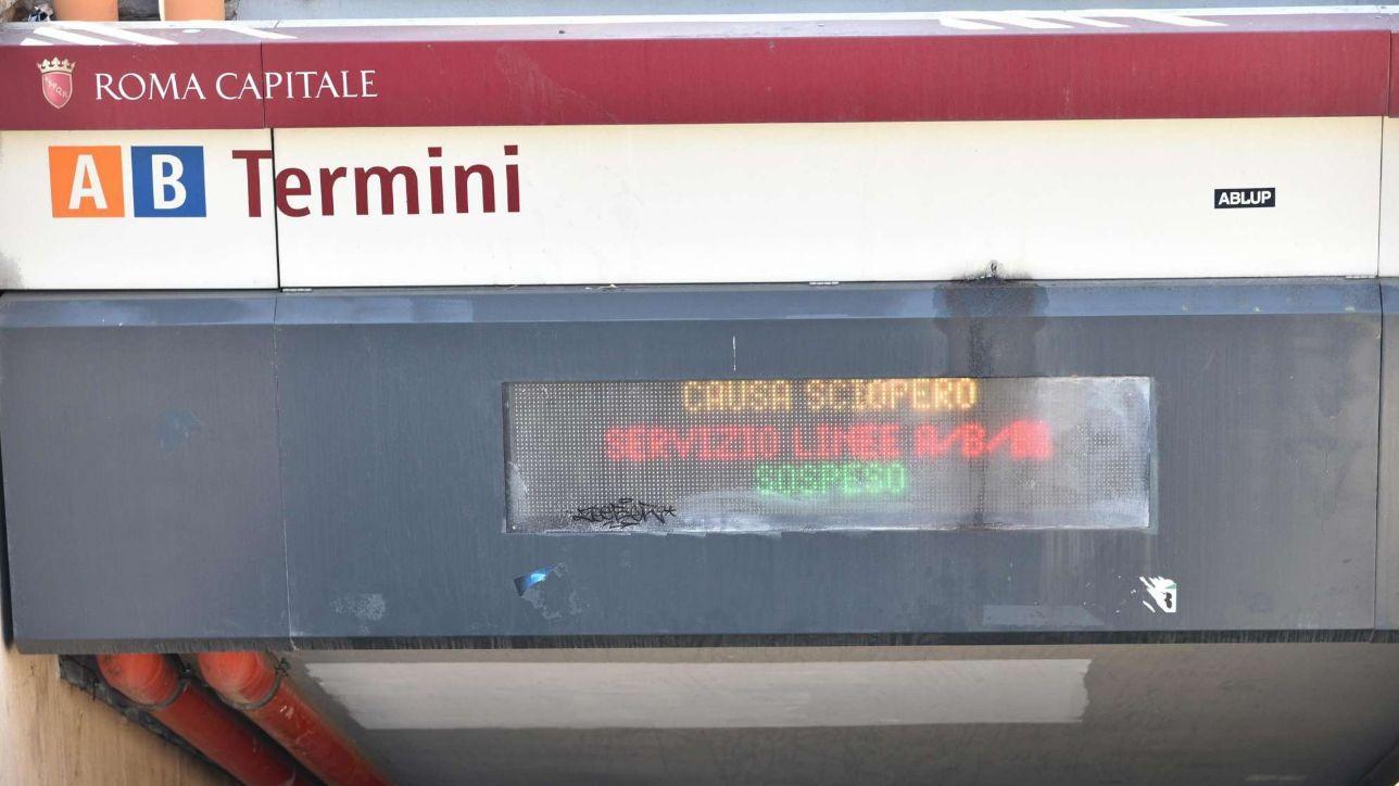 Roma sciopero trasporti finito dopo 4 ore di disagi for Finito piano piano interruzione sciopero piani
