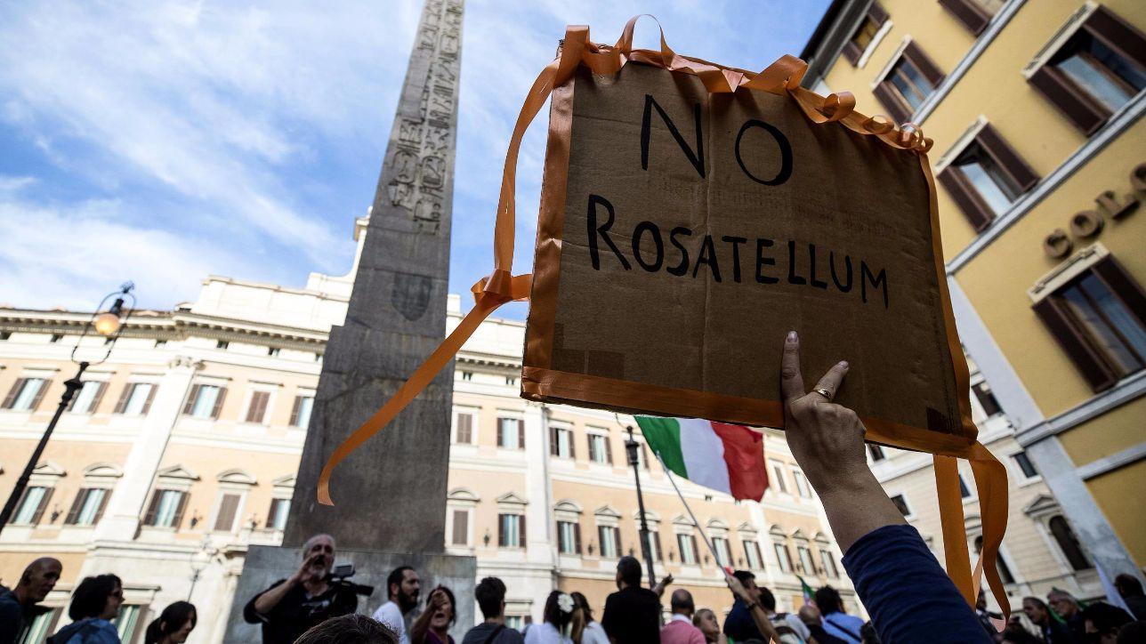 Rosatellum bis governo pone la fiducia alla camera oggi for Votazioni alla camera
