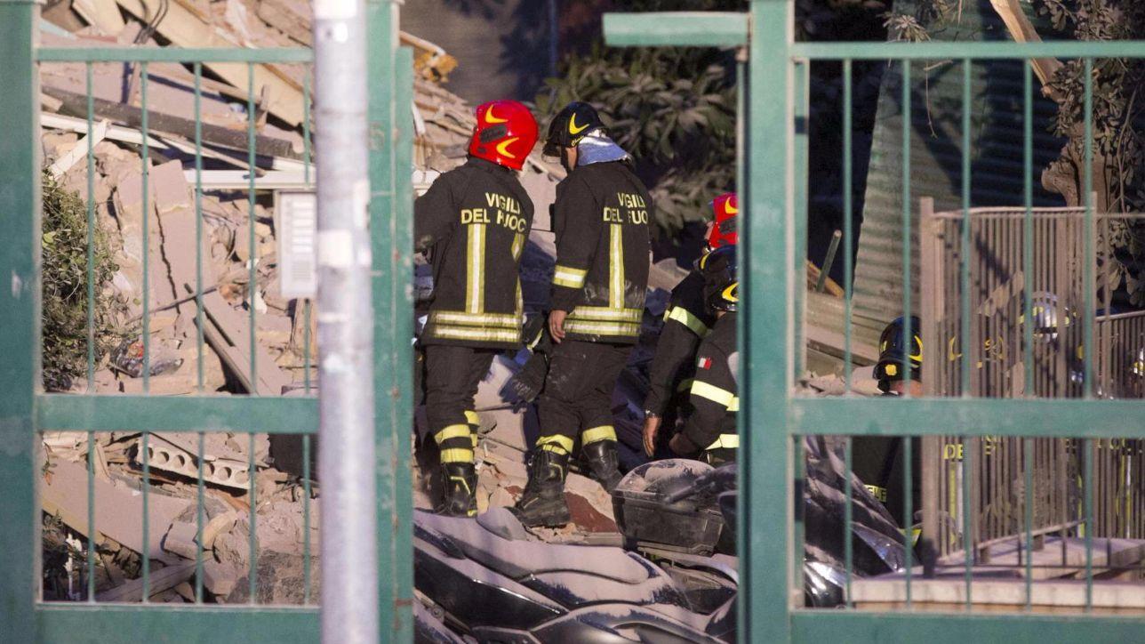 Roma, palazzina crolla in centro: era stata fatta evacuare, non ci sarebbero vittime né feriti