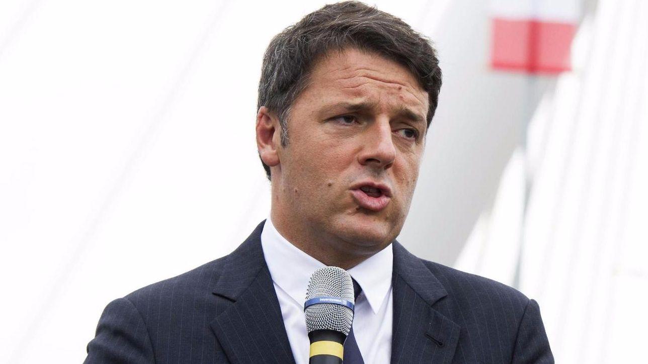"""Renzi: """"La data del referendum sarà fissata nel Cdm del 26 settembre, sull'Italicum sentiremo le opposizioni"""""""