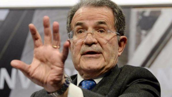 """Prodi: """"Trump e Le Pen sono una minaccia, serve Ue a doppia velocità"""""""