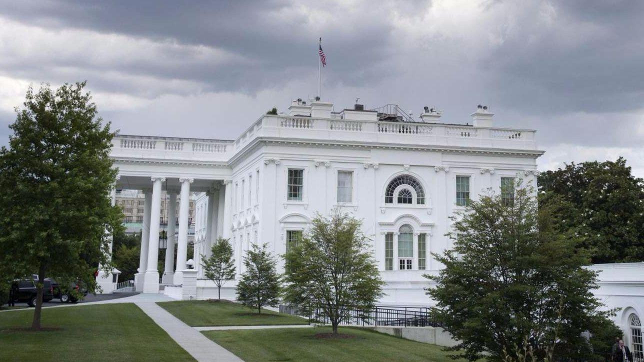 Gaffe della casa bianca trump incorona xi presidente di for Opzioni esterne della casa