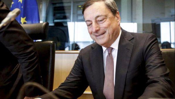 La Bce taglia il quantitative easing a partire da gennaio