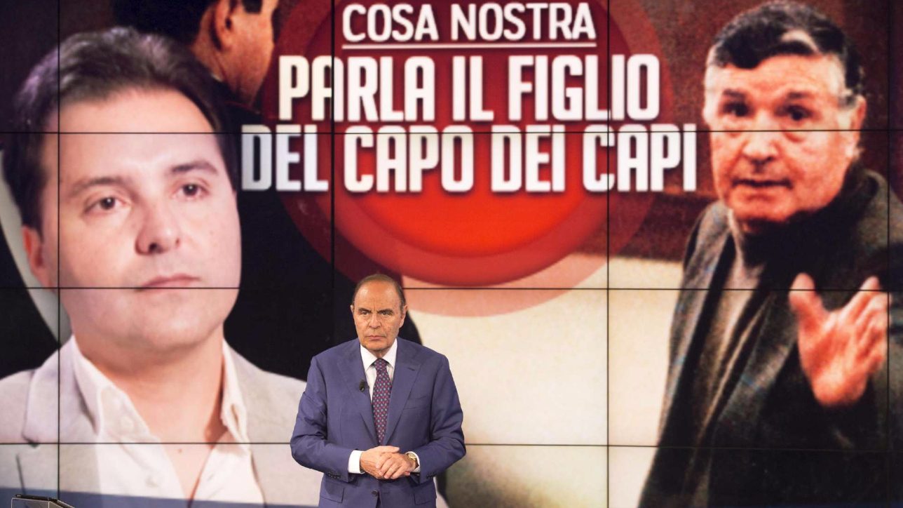 Lo strano caso della Show Girl Bruno Vespa