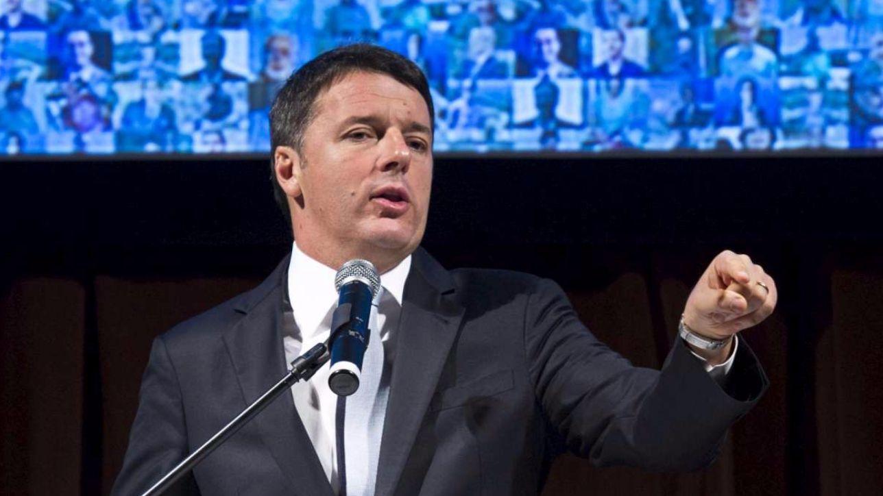 Renzi: Il Ponte sullo Stretto può essere un simbolo. Referendum? Non sia usato per mandarmi a casa