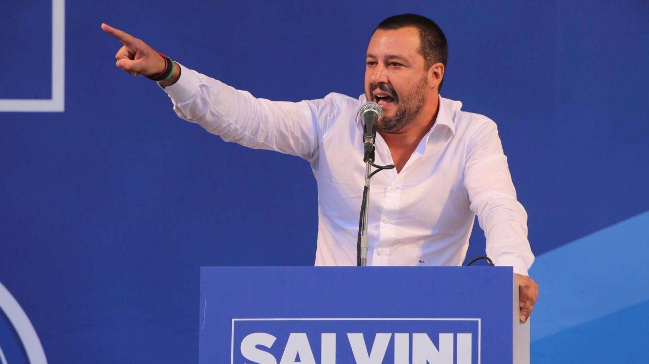"""Catalogna, Salvini: """"Fanno Come Contro La Lega, è Una"""