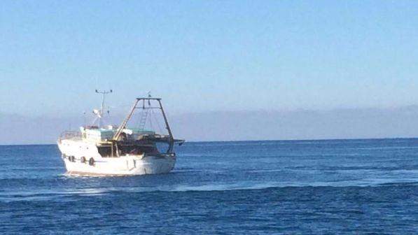 Spari da motovedetta tunisina contro peschereccio Mazara del Vallo