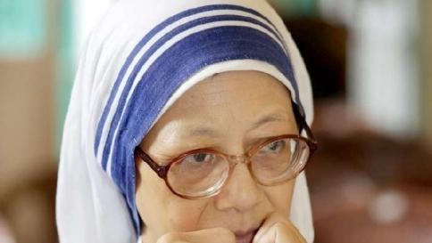 India Morta Suor Nirmala Joshi Sostituì Madre Teresa Di Calcutta