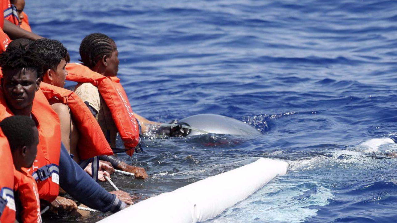 Migranti, salvate altre 3.000 persone nel Canale di Sicilia