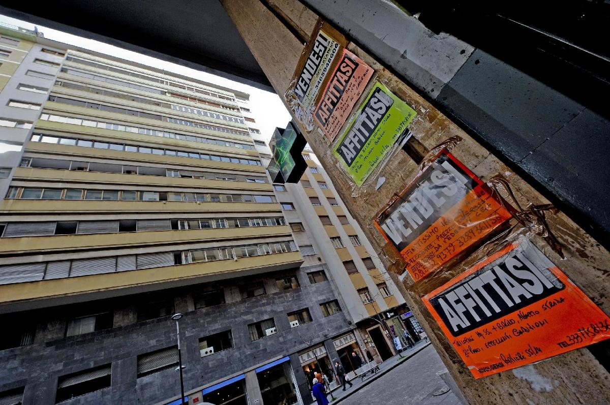 Quanto costa affittare un appartamento in italia tgcom24 for Quanto costa arredare un appartamento