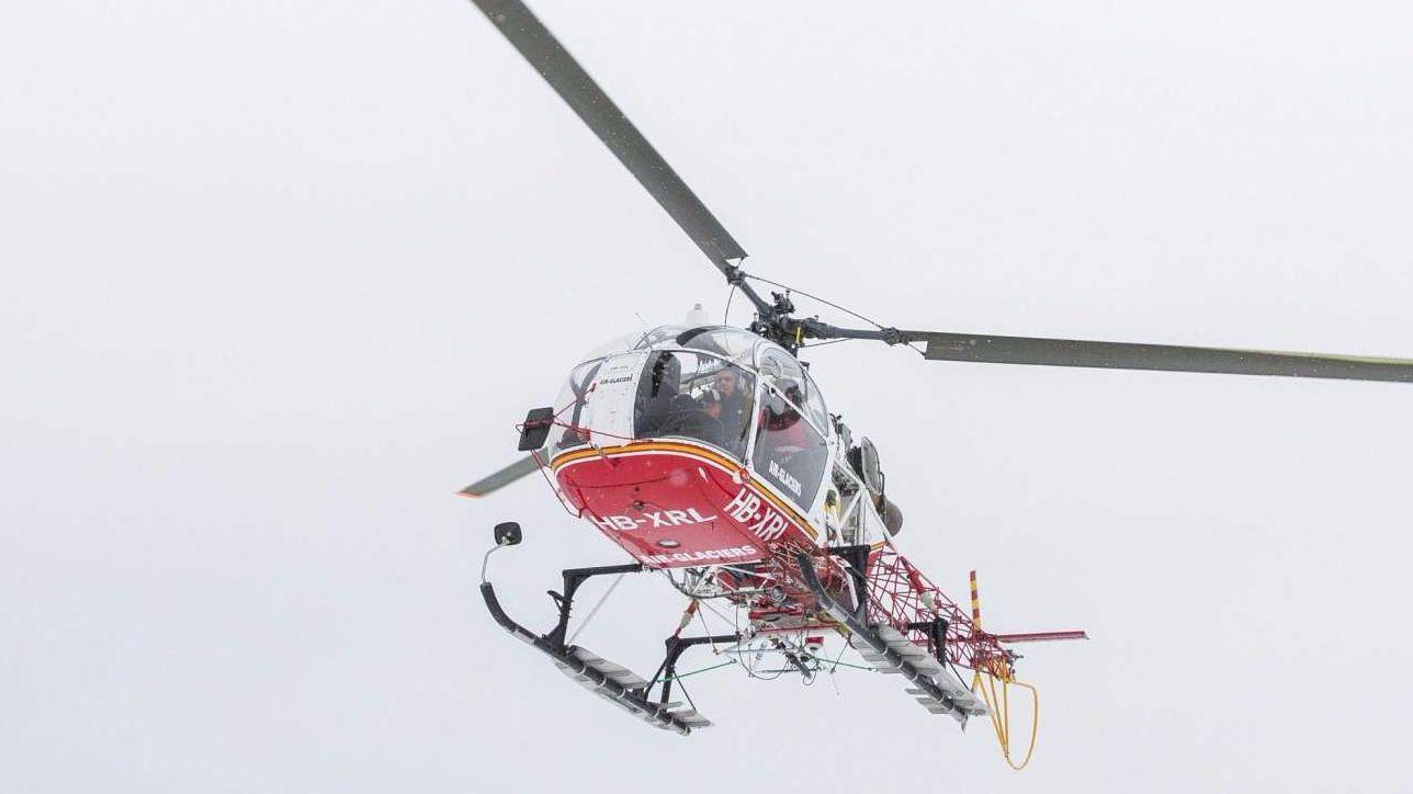 Elicottero Mediaset : Trentino alto adige elicottero precipita morto il pilota