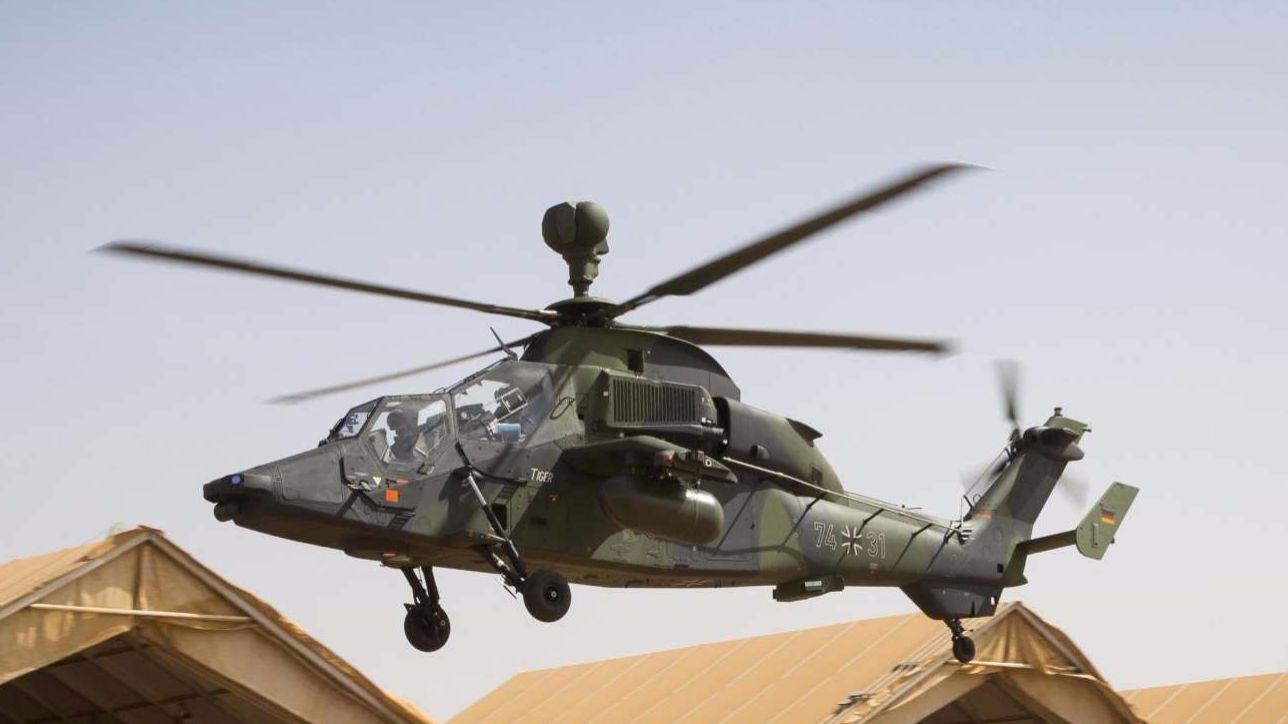 Elicottero Mediaset : Mali si schianta elicottero onu con due membri equipaggio