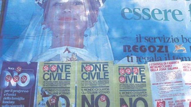 Il no che cambi l 39 italia i manifesti del referendum for Camera dei deputati live