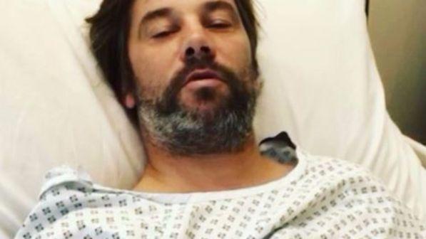 Jay Kay dei Jamiroquai in un letto d\'ospedale:\