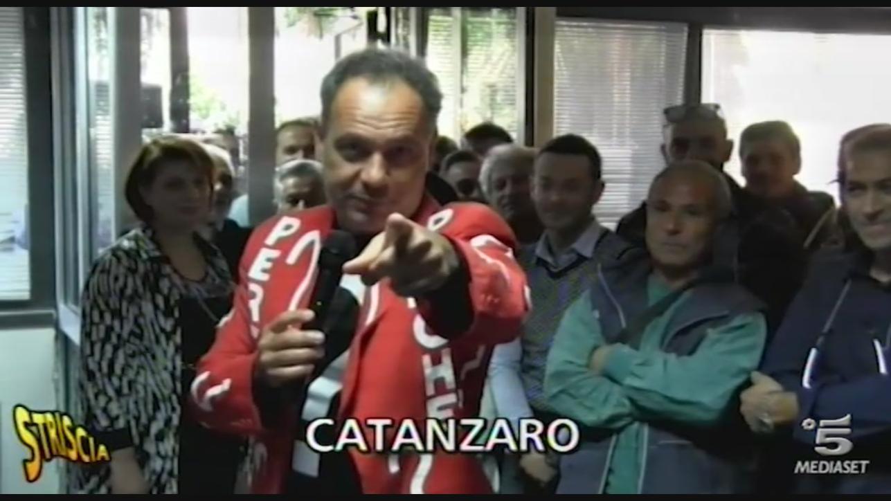 Ufficio Collocamento Ivrea : Catanzaro attese infinite all'ufficio di collocamento: colpa del