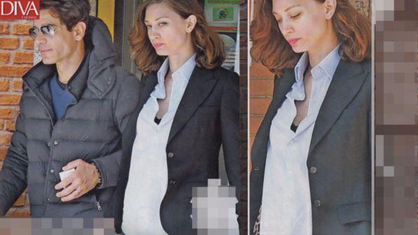 Margareth mad ecco le prime foto in dolce attesa tgcom24 - Diva e donne giornale ...