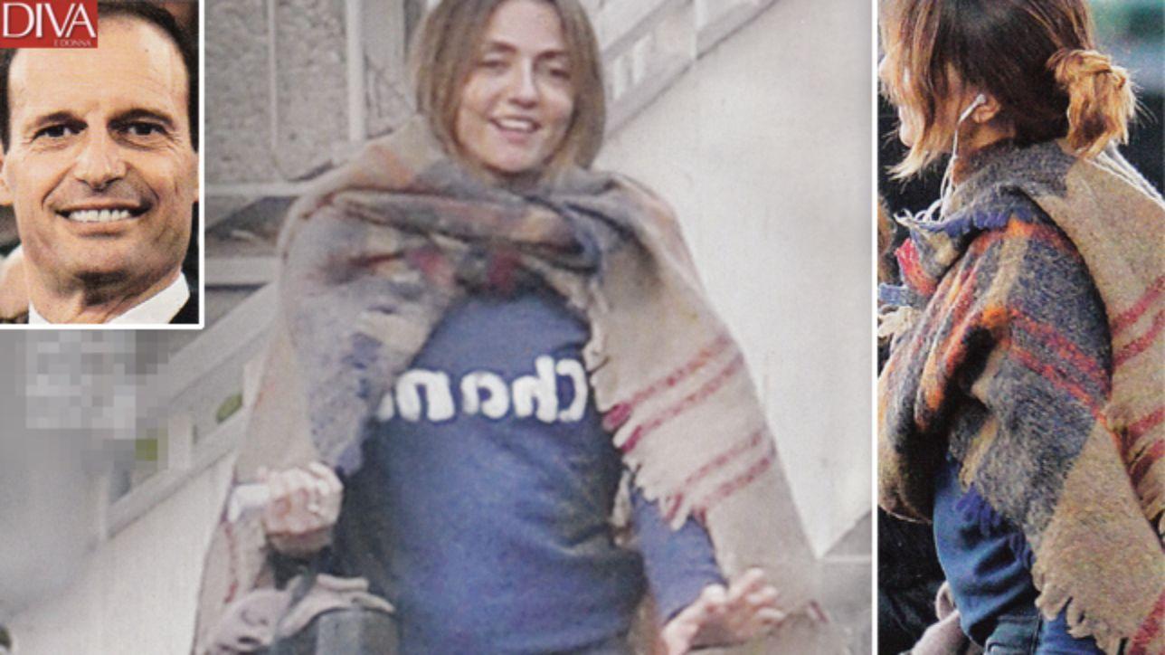 Ambra mostra un pancino sospetto un figlio da allegri tgcom24 - Diva e donne giornale ...