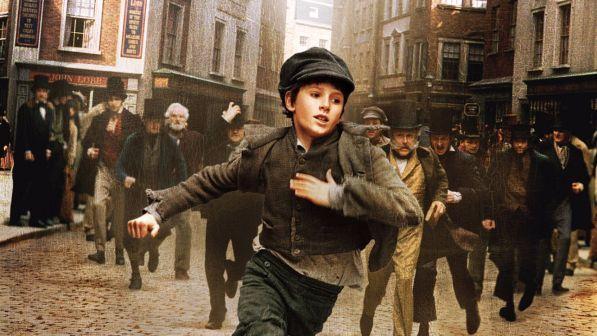 Oliver Twist diventa una serie tv al femminile