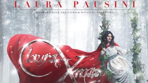 Per Laura Pausini è già Natale: ecco la copertina del nuovo album