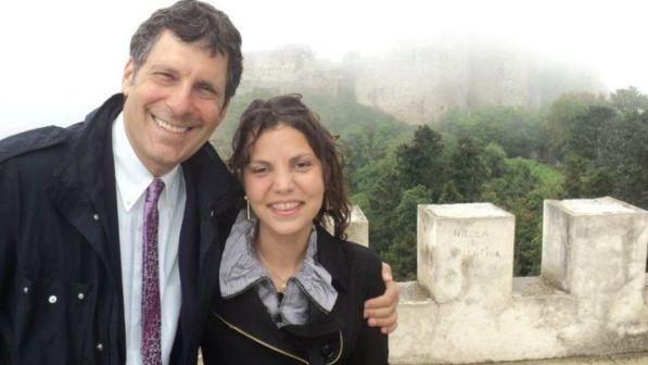 Fabrizio Frizzi, quella volta che donò il midollo osseo a Valeria Favorito.... salvandole la vita