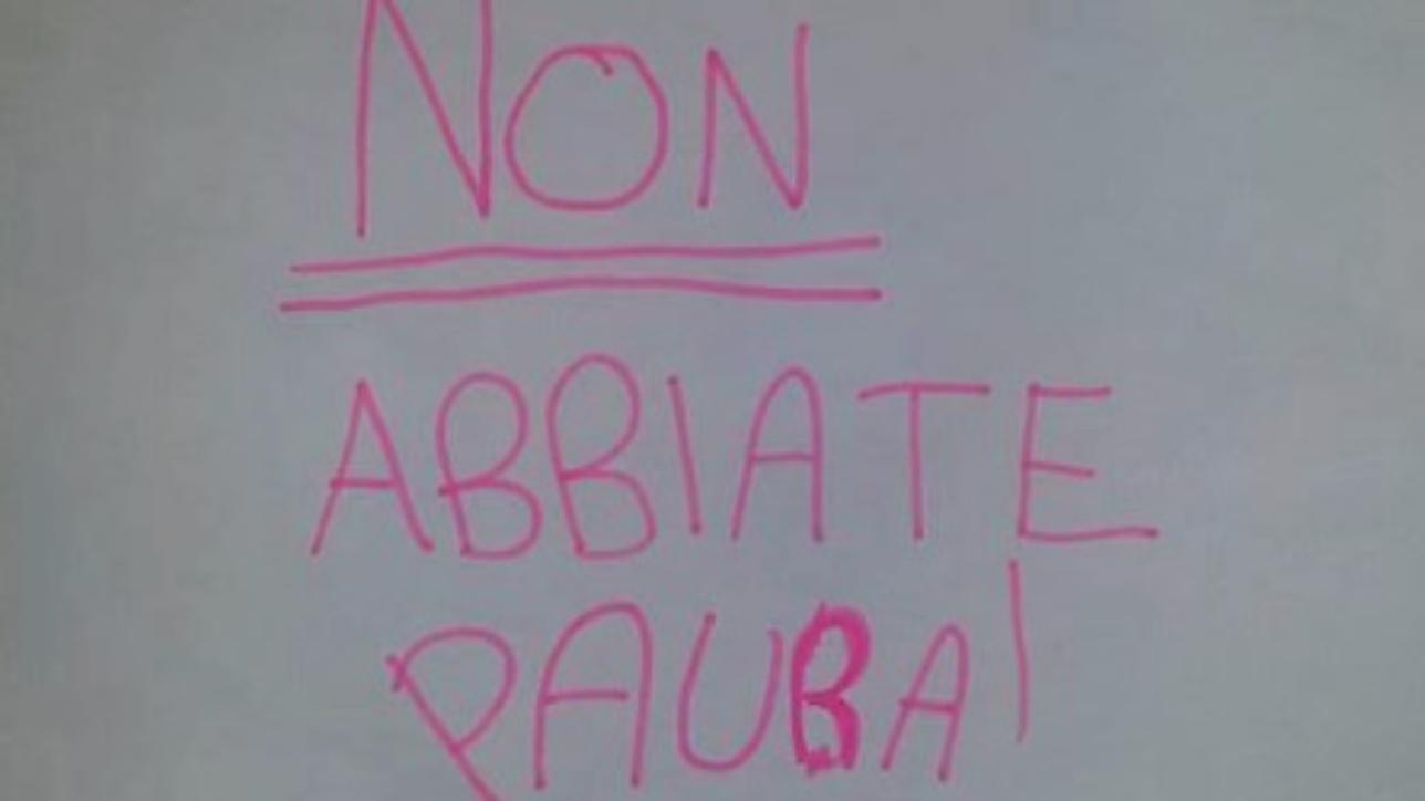 "La piccola ex terremotata emiliana ai bimbi di Amatrice: ""Non abbiate paura"""