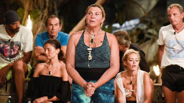 """Isola dei Famosi"", Nadia Rinaldi eliminata e Francesco Monte lascia il reality"