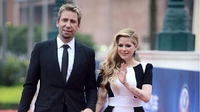 Avril Lavigne Matrimonio In Nero : Avril lavigne e chad kroeger divorziano dopo due anni di