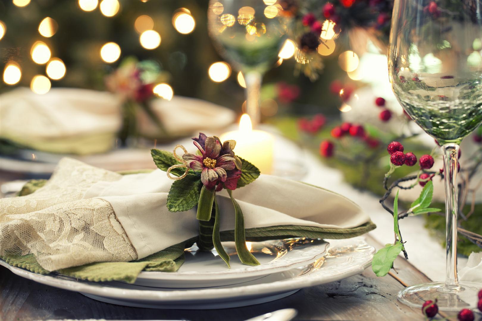 Idee per decorare la tavola di Natale - Tgcom24