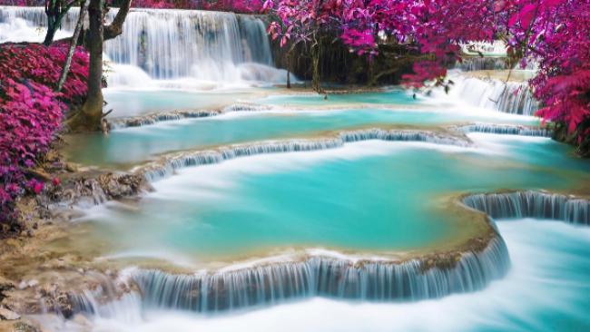 La bellezza maestosa delle cascate pi belle del mondo for Le piu belle case del mondo foto