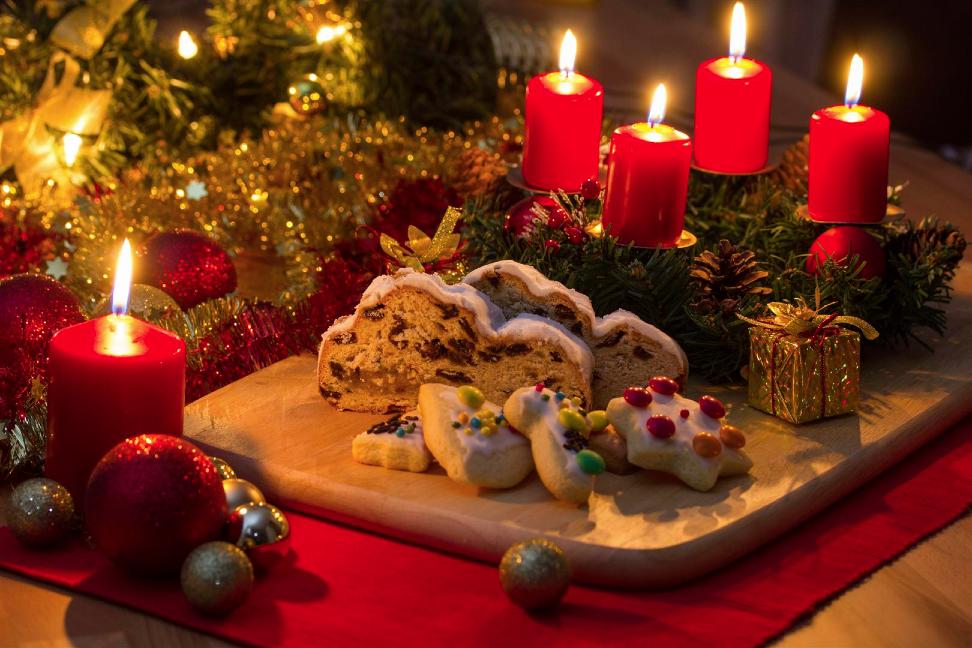 Decorazioni natalizie per la casa se non ti piace il - Addobbi natalizi per cucina ...
