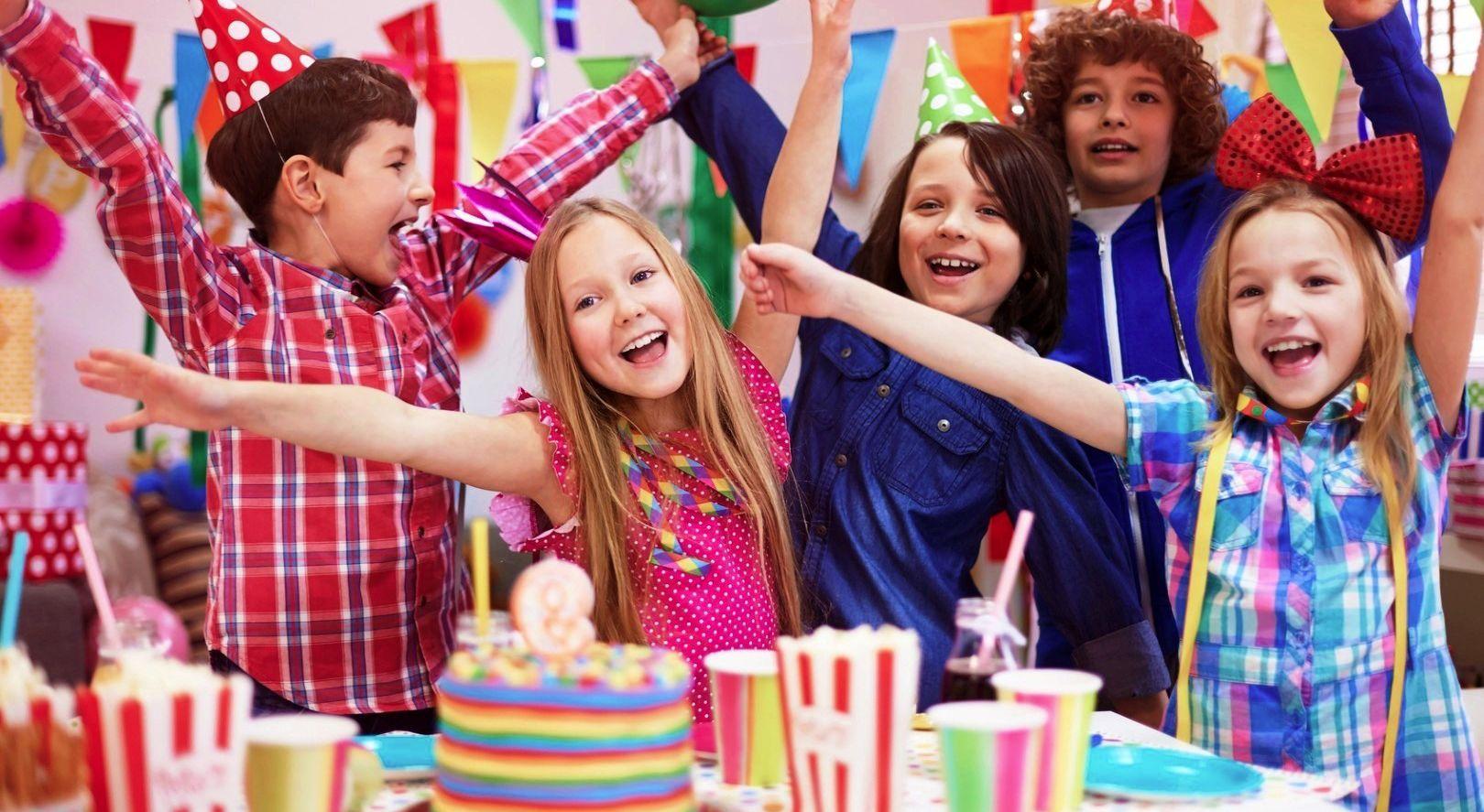 Amato Bambini e feste di compleanno al chiuso: idee e spunti - Tgcom24 FD92