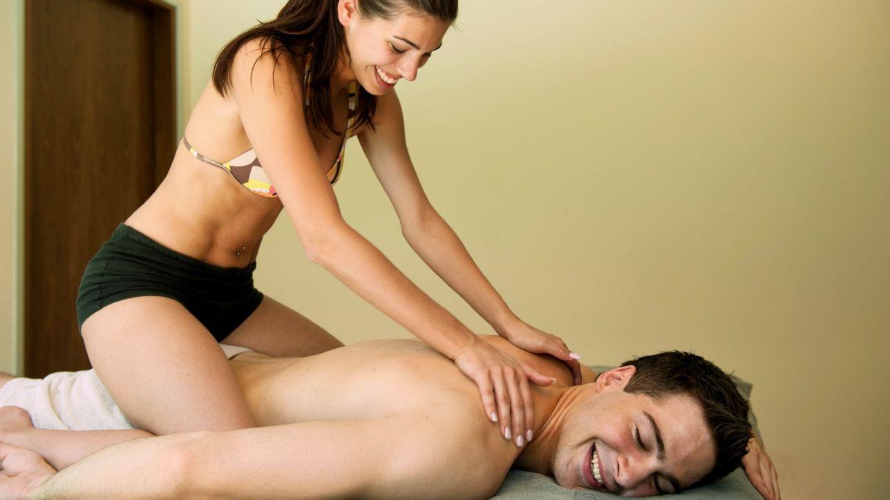 donne per fare amore un massaggio particolare