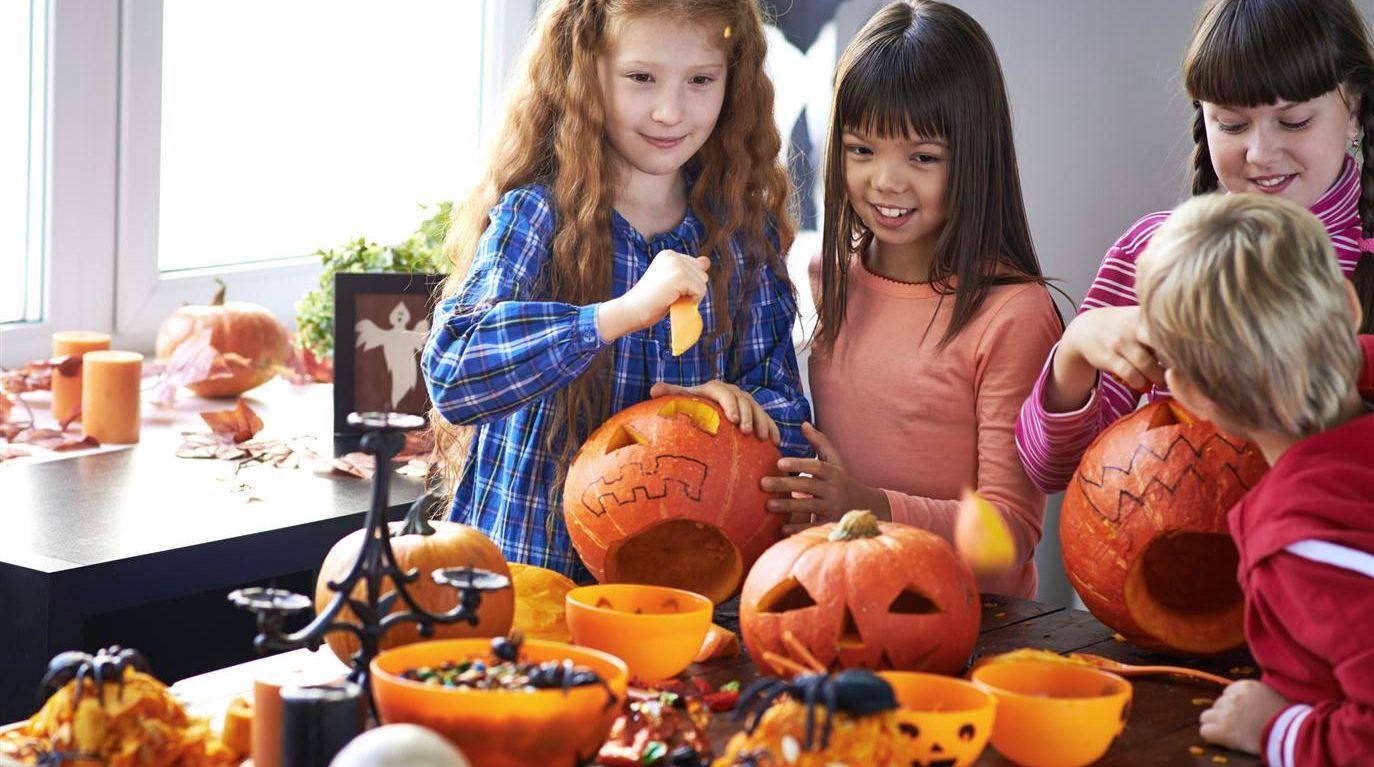 Festa di halloween per bambini cosa non deve mancare tgcom24 - Cosa non deve mancare in casa ...