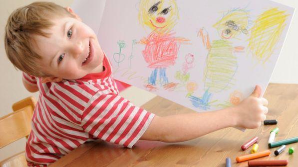 I benefici del disegno per i bambini