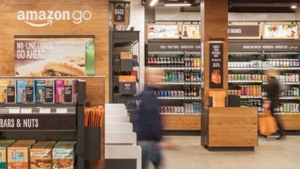 Amazon lancia a Seattle il supermercato senza casse né cassieri