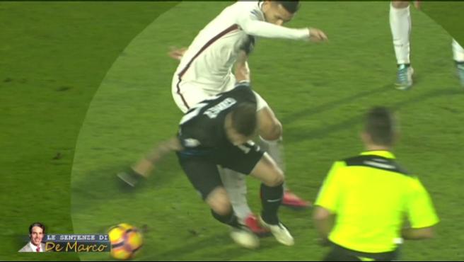 Serie A, la moviola della 13.a giornata