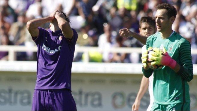 La Fiorentina delude, 0-0 con l'Atalanta