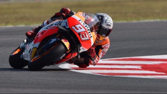 MotoGP, Aragon: Marquez subito scatenato