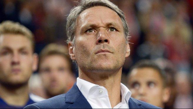 "Van Basten saluta la nazionale olandese: ""Lavorerò con la Fifa"""