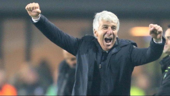 """Atalanta, Gasperini sorride e scherza: """"Anti-Juve? Una bella batutta"""""""