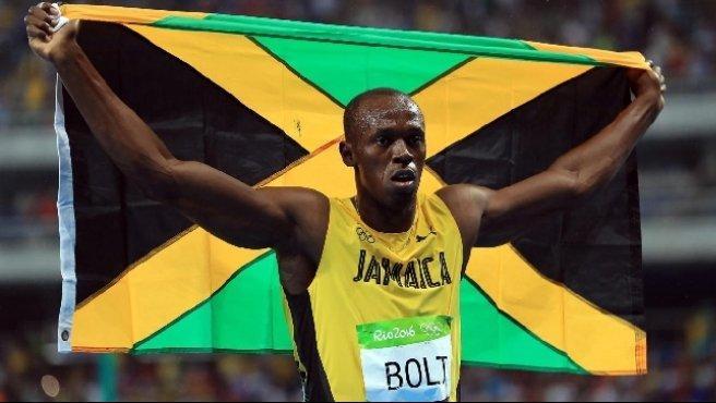 Usain Bolt Si Allener Con Il Borussia Dortmund Tgcom24