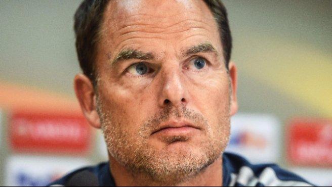 """Verso Roma-Inter: De Boer: """"Joao Mario sta bene. Moratti? Non mi interessa"""""""